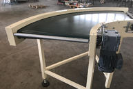 90° belt conveyor