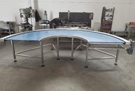 180° belt conveyor