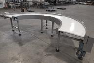 180° belt conveyor